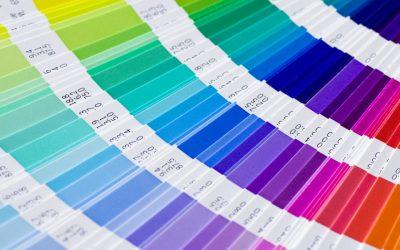 Website Design and Colour Choice