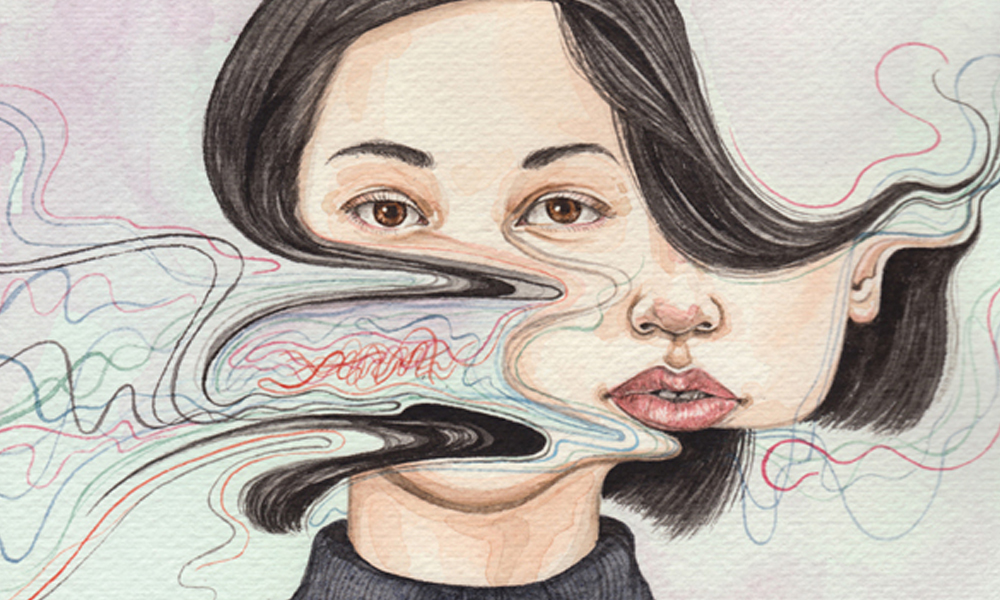 Portraits of Drifting Minds by Henrietta Harris
