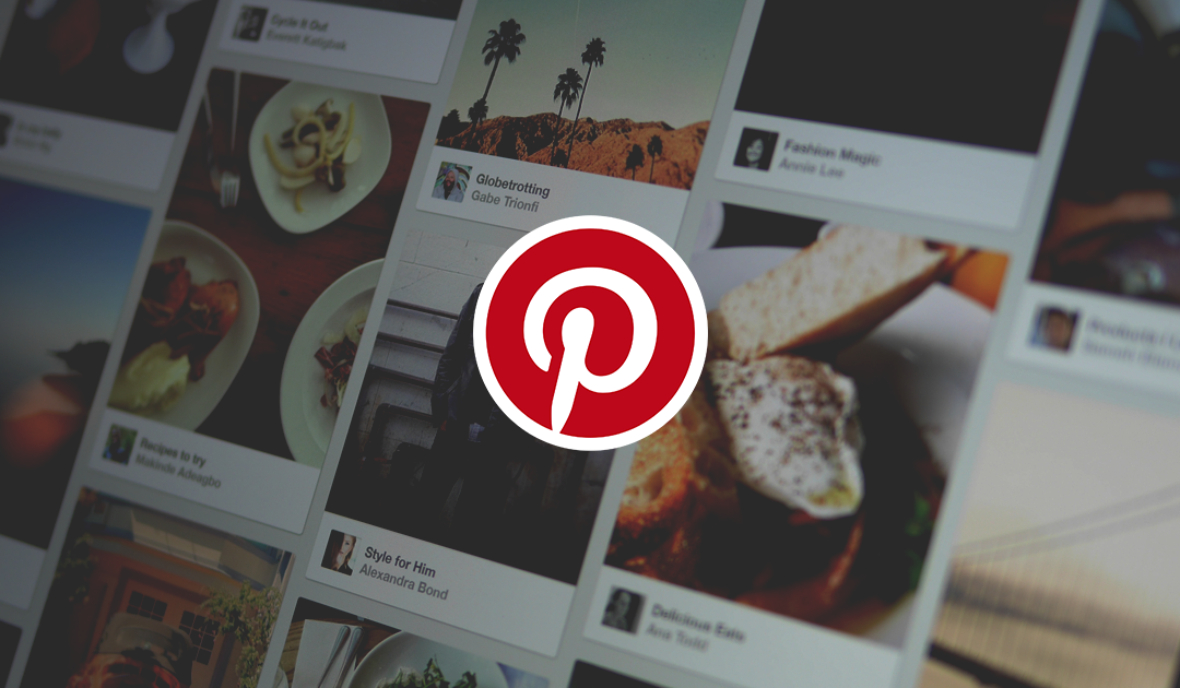 Pinterest - The Visual Experience